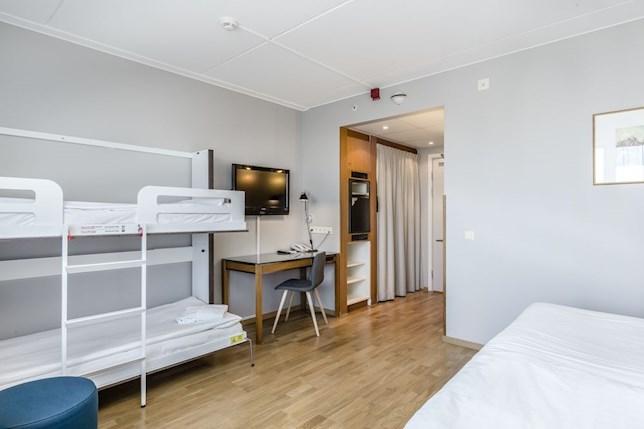 Hotell - Stockholm - Park Inn by Radisson Solna