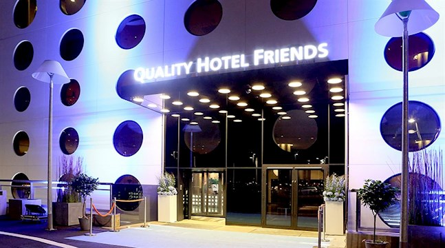 Hotell - Stockholm - Quality Hotel Friends Solna