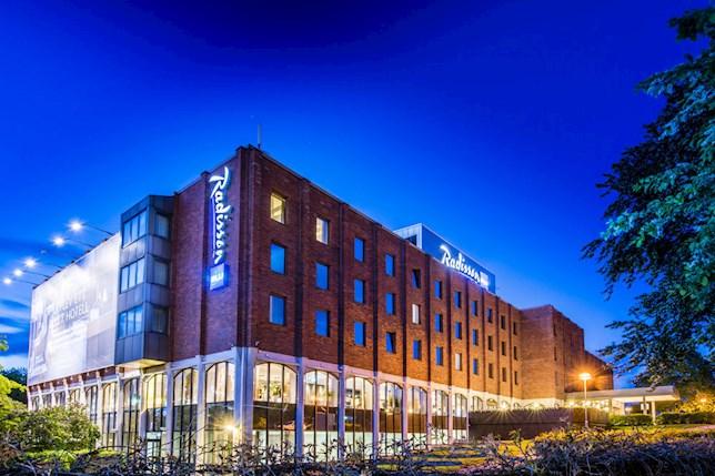 Hotell - Stockholm - Radisson Blu Arlandia Hotell
