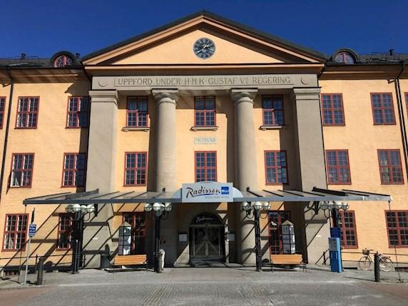 Hotell - Stockholm - Radisson Blu Royal Park Hotel