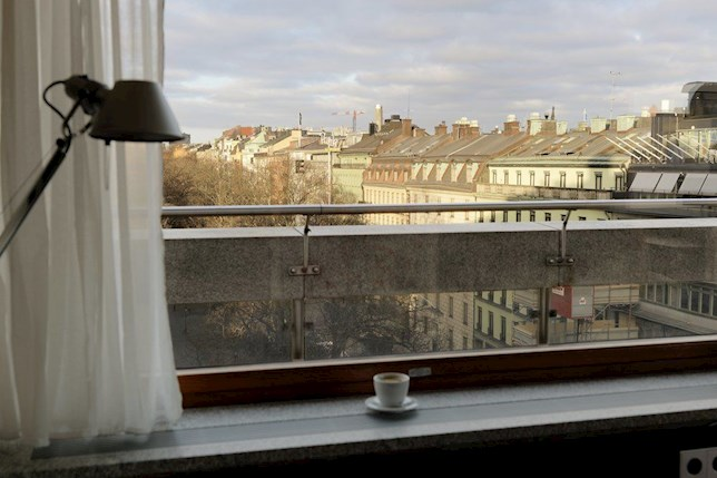 Hotell - Stockholm - Scandic Anglais