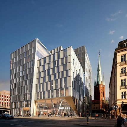 Hotell - Stockholm - Scandic Continental