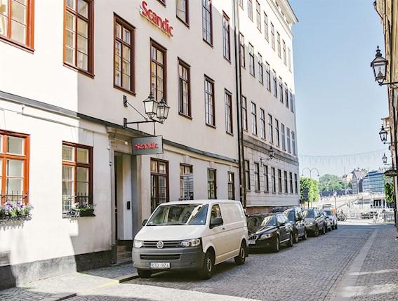 Hotell - Stockholm - Scandic Gamla Stan