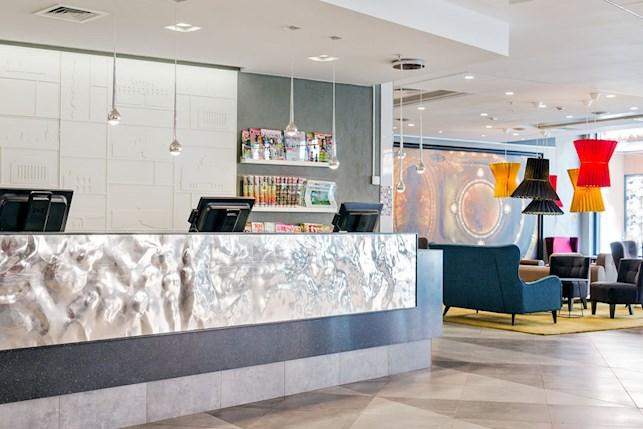 Hotell - Stockholm - Scandic Klara