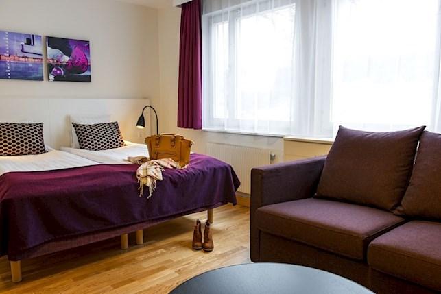 Hotell - Stockholm - Scandic Sjöfartshotellet