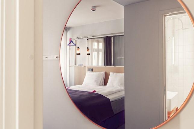 Hotell - Stockholm - Scandic Upplandsgatan
