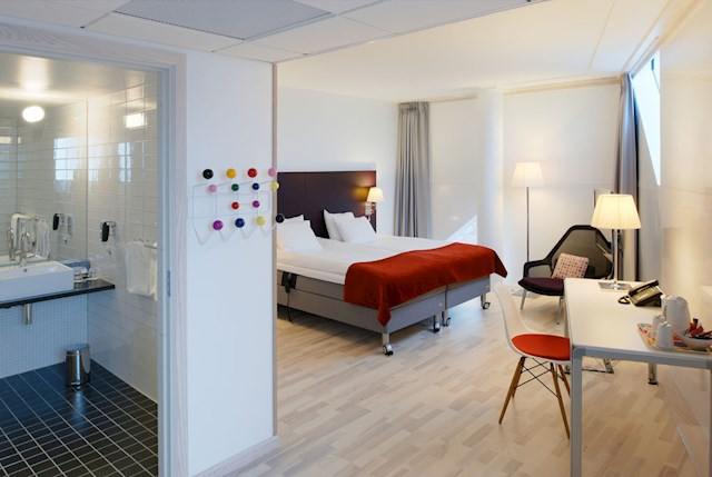 Hotell - Stockholm - Scandic Victoria Tower
