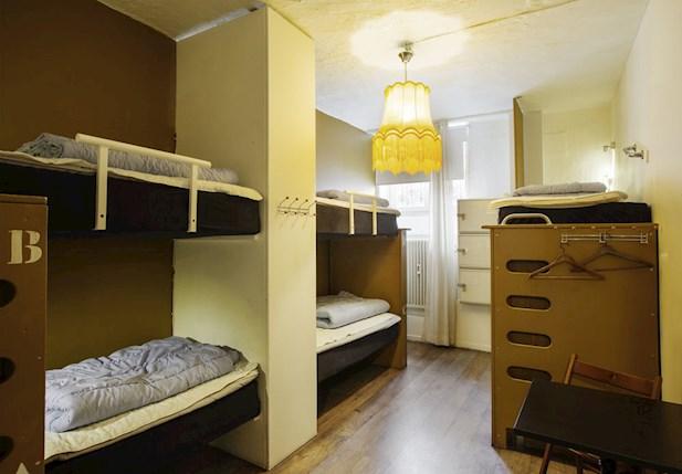 Hotell - Stockholm - Skanstulls Vandrarhem