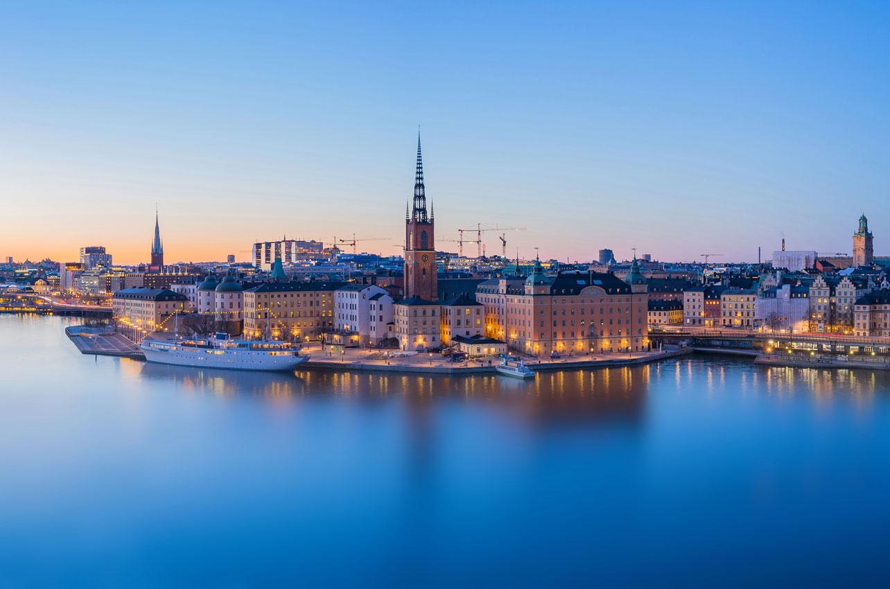 hotell i stockholm centralt