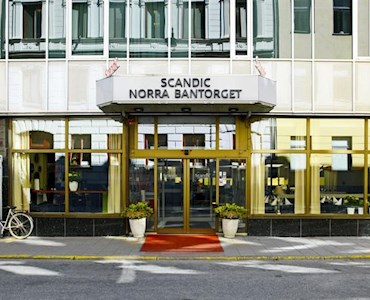 hotell nära stockholm
